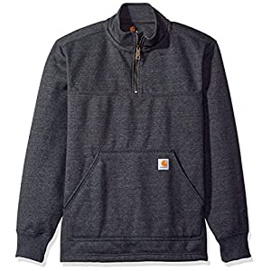 Carhartt Men's Rain Defender Paxton Heavyweight Quarter-Zip Sweatshirt