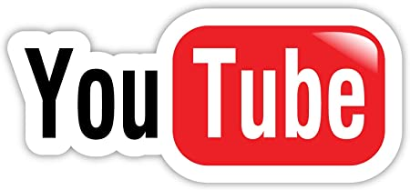 YouTube decal