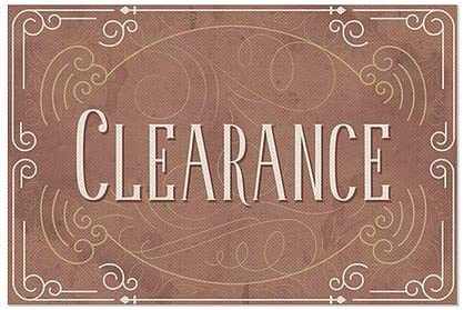 Chalk Burst Perforated Window Decal 5-Pack 30x20 CGSignLab Blowout Sale
