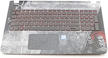 HP 836099-041 Carcasa Inferior con Teclado refacción para ...