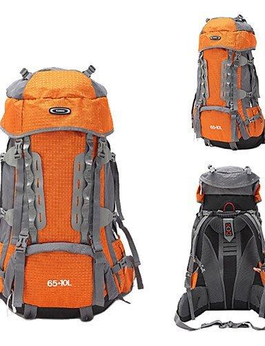 GXS Outdoor Suspension Verstellbare federungshärte System Airflow Exchange Camping Bergsteigen Tasche Orange - orange 1IHWLuuNB