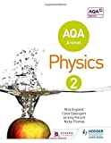 img - for AQA A Level Physics Student Book 2 by Nick England (2015-07-31) book / textbook / text book