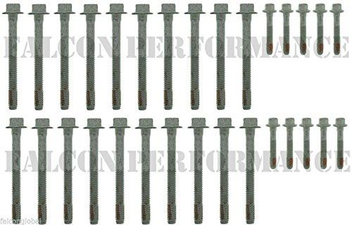 2005-09 chevy gmc 5 3 5 3l cylinder head gasket set bolts afm dod lifters kit