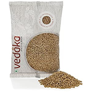 Amazon Brand – Vedaka Fenugreek (Methi), 200g