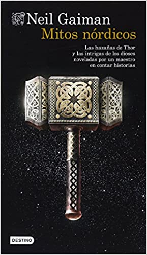 Mitos Nrdicos Neil Gaiman Amazon Libros