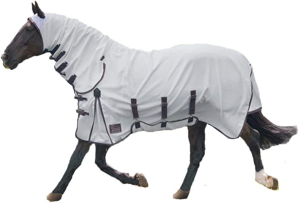 Best Fly Sheets for Horses - Shires Sweet Itch