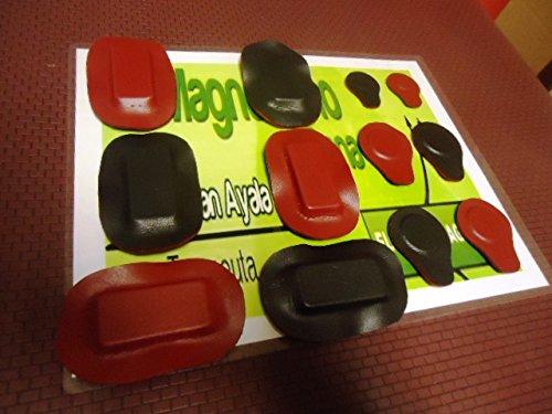6 Pair Set of Magnets Ceramic @ Neodymium for Biomagnetismo Biomagnetism Pair Dr Goiz