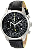 Burgmeister BM505-122 Melbourne, Gents watch, Analogue display, Quartz with Citizen Movement - Water resistant, Stylish leather strap, Classic men's watch
