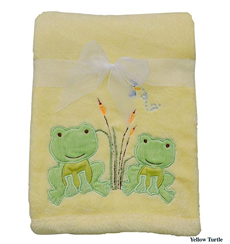 - Baby Coral Fleece Blanket, 40
