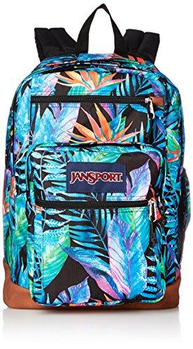 Vivid Curves (JanSport Cool Student Backpack (Vivid Paradise))