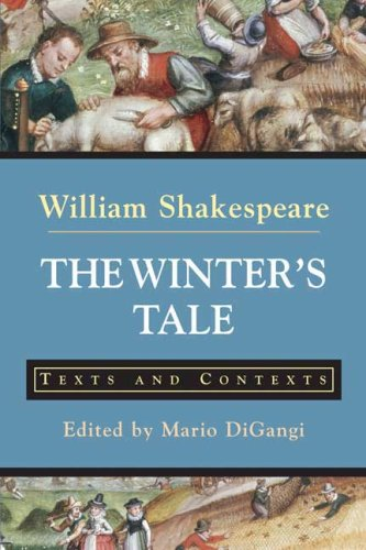 The Winter's Tale: Texts and Contexts (The Bedford Shakespeare Series)