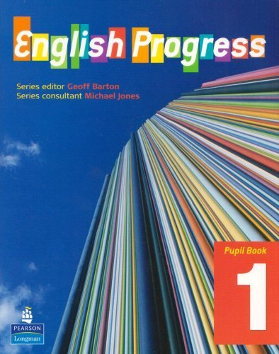 English Progress: Student Book Bk. 1 by Barton, Geoff, Constant, Ms Clare, Lee, Ms Emma, Paule, Ms M (2008) Paperback