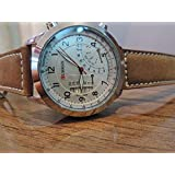 Curren Fashion Watch For Men Analog Leather - 8152