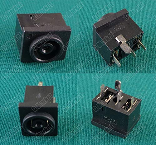 Davitu 100 pcs NEW DC Jack For Samsung S24A300H 350H, used for sale  Delivered anywhere in USA