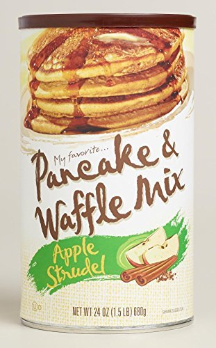 My Favorite Pancake and Waffle Mix Apple (Apple Pancake Breakfast)