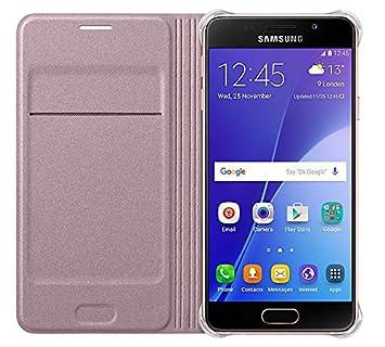 Samsung EF-WA310PZEGWW Galaxy A3 2016 PINK Negro carcasa de ...