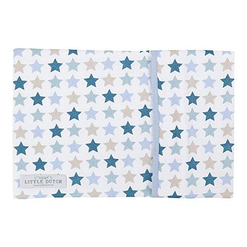 LITTLE DUTCH 4023 Bezug f/ür Babyw/ärmflasche mixed stars mint
