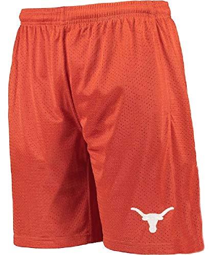 - Texas Longhorns Mens Orange Barton Synthetic Training Shorts by 289c (WAISTSIZE XL=36/38)