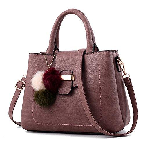 Simple Sac GWQGZ À Sac Et Sacoche Nouveau La À Dames Style Main Simple Mode Pour Pink Gueules De À Bandoulière B6PrwBnfq