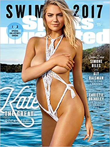 b616f8ca49 Sports Illustrated Magazine Swimsuit Issue 2017 Kate Upton Cover 3 of 3  Sports  Illustrated  Amazon.com  Books