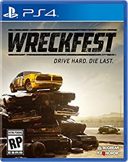 Wreckfest - PlayStation 4 (B07DGCBSCY) | Amazon price tracker / tracking, Amazon price history charts, Amazon price watches, Amazon price drop alerts