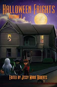 Halloween Frights (Volume I) by [Boothe, Miles, Souza, Mark ]
