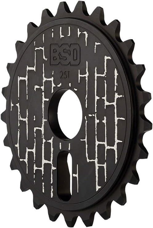 BSD Walla 25t - Piñón para Bicicleta, Color Negro: Amazon.es ...