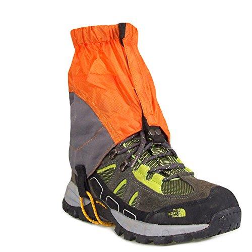 HSL 1 paar unisex - snowproof wasserdicht ultra - light - gamaschen, bootsfahrten fischerei ski - orange
