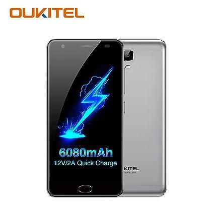 Amazon com: Cell Phones Oukitel K6000 Plus MTK6750T Octa Core Smart