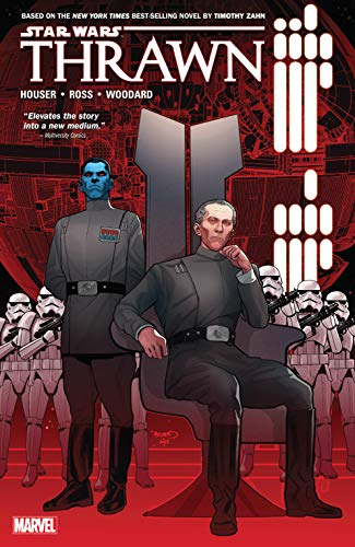 Star Wars: Thrawn (Star Wars: Thrawn (2018) Book 1) (Best Star Wars Villains)