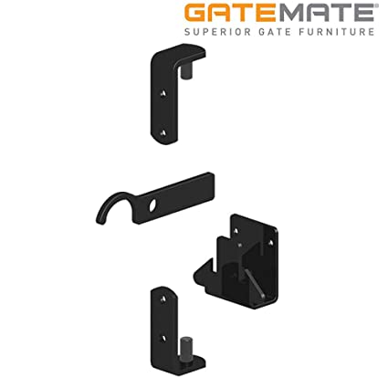 x2 Gate hinges gate pins 12mm weld on gate hardware fittings wrought iron