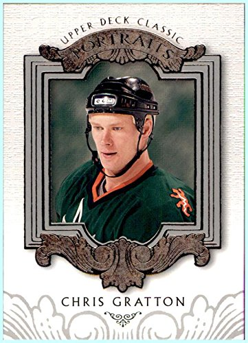2003-04 Upper Deck Classic Portraits #75 Chris Gratton PHOENIX ARIZONA ()