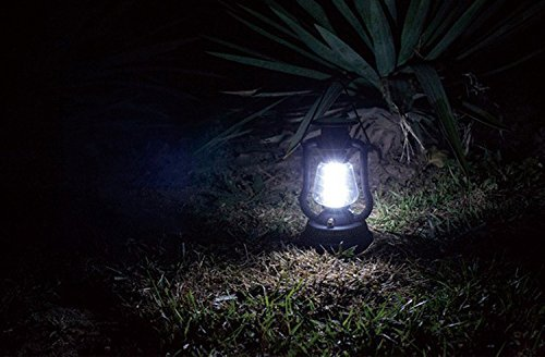 Security High Brightness Portable Outdoor Dynamo LED Solar and Hand Crank light Lantern lamp for Hiking Camping with 16 LEDs