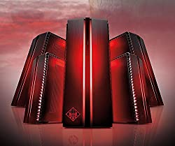 HP OMEN 870 Ultra Performance VR Ready Desktop PC (Intel Core i7-7700K Liquid Cooled CPU, 8GB GDDR5X NVIDIA GTX 1080 Graphics, Windows 10 Professional, 512GB SSD + 3TB 7200RPM Storage, 32GB DDR4 RAM)