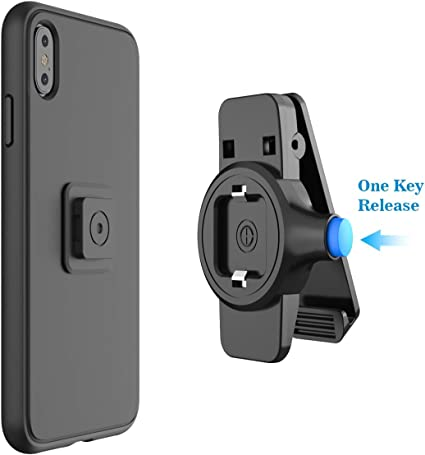 Cellet Universal Swivel Belt Clip for Car Mount GPS Compatible for Apple iPhone 11 Pro Max 11 Pro 11 Xr Xs Xs Max X 8 8Plus 7 Samsung Note 10 10 S8 9 8 5 Galaxy S20 S20 S9 S9 5G S10 S10e S10 S8
