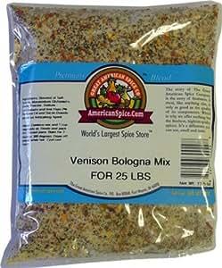 Venison Bologna Mix, (makes 25 lbs), 13.5 oz
