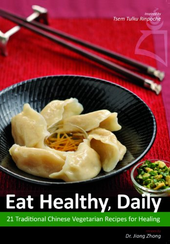 Eat Healthy, Daily (English and Chinese Edition)