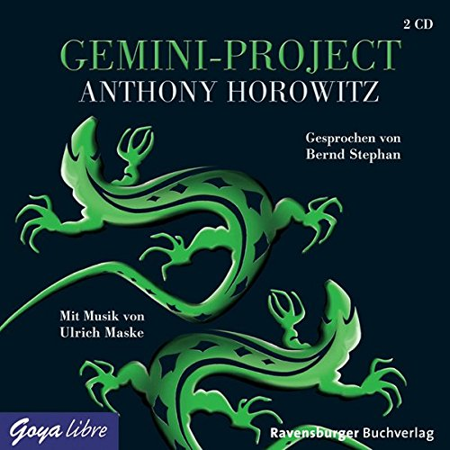 Gemini Project. 2 CDs (Alex Rider)