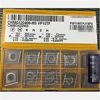 10Pcs Gaobey TNMG160408L-S T9125 CNC Carbide Inserts