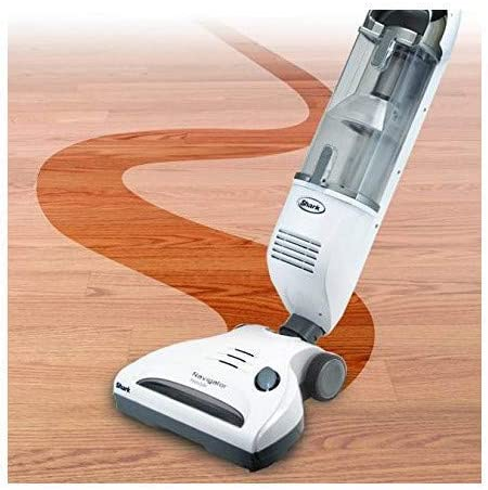 Shark Navigator Freestyle Upright Stick Cordless Bagless Vacuum For Carpet Hard Floor And Pet With Xl Dust Cup And 2 Speed Brushroll Sv1106 White Grey Household Upright Vacuums