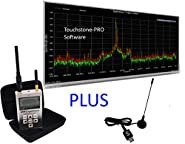 RF Explorer Bundle #5 -- Model 6G Combo RF Spectrum Analyzer PLUS RF Viewer 1.8 GHz USB Spectrum Analyzer