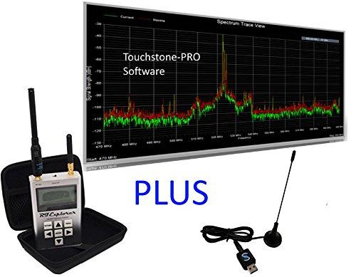 RF Explorer Bundle #5 -- Model 6G Combo RF Spectrum Analyzer
