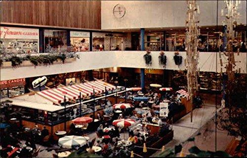 Sidewalk CAfe at Southdale Center Minneapolis, Minnesota Original Vintage - Southdale Minneapolis Center