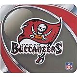 Tampa Bay Buccaneers Mouse Pad - Vortex Design