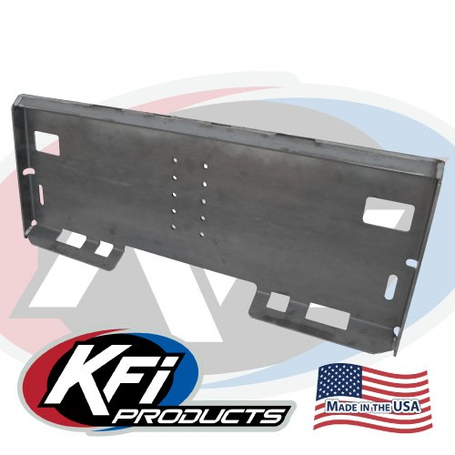 Skid Steer Attachment Mount Plate By KFI Products ()