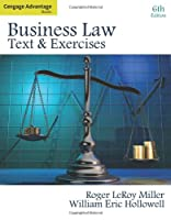 Business Law: Text and Exercises, 6th Edition Front Cover