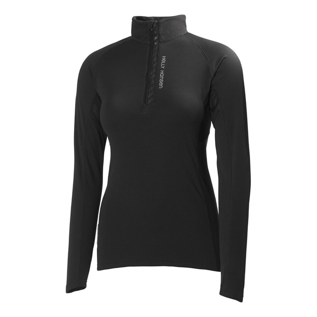 Helly Hansen Pace 1/2 Zip Lifa Flow Women's Long Sleeve Top
