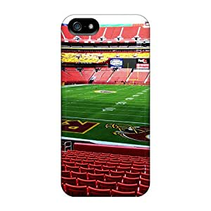 High Quality Phone Case For Iphone 5/5s With Unique Design Stylish Washington Redskins Skin LavernaCooney