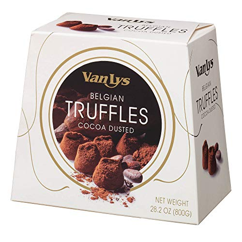 VanLys Belgian Truffles Cocoa Dusted 1 Lbs 10.5 Oz (1)