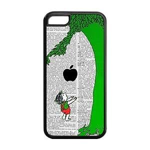 XiFu*Mei5C Phone Cases, Giving Tree Hard TPU Rubber Cover Case for iphone 4/4sXiFu*Mei